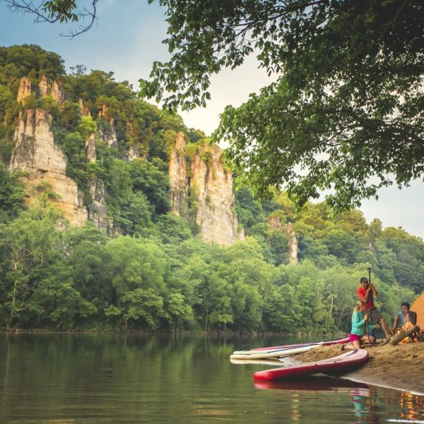 New River Stand-Up Paddle Boarding