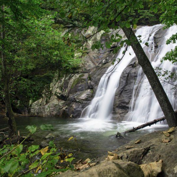 Whiteoak Canyon Falls