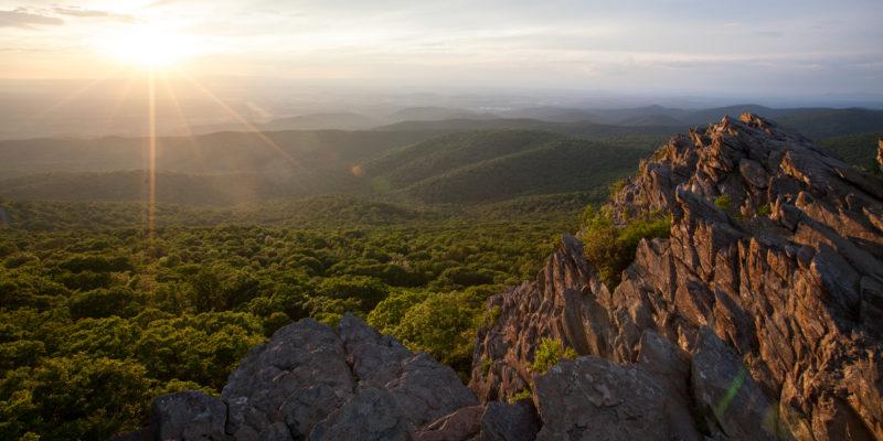 best hikes in Virginia
