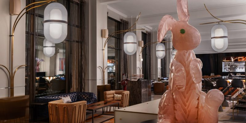 Glass Light Hotel & Gallery