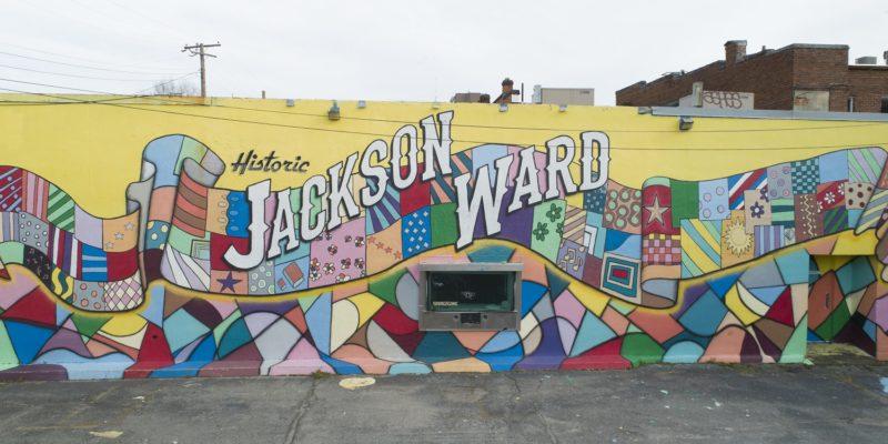 Jackson Ward Street Art
